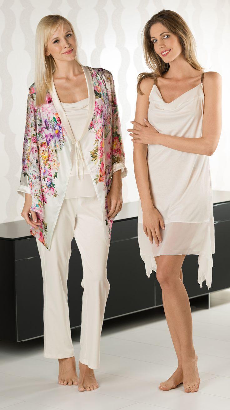 IRIS Jaro-Léto 2015 | Noční prádlo | Noční košile | Pyžamo | Nightwear | Nightdress | Pyjamas | www.naturana-plavky-pradlo.cz
