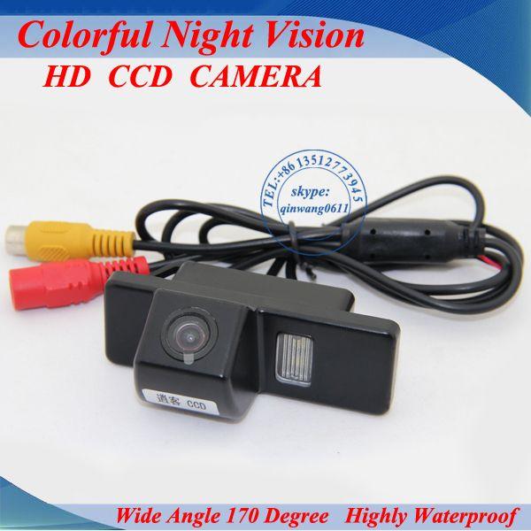 Бесплатная доставка CCD Автомобильная камера заднего вида для Nissan Qashqai X-Trail Geniss Pathfinder Dualis Солнечный 2011 Juke автомобиля парковочная камера