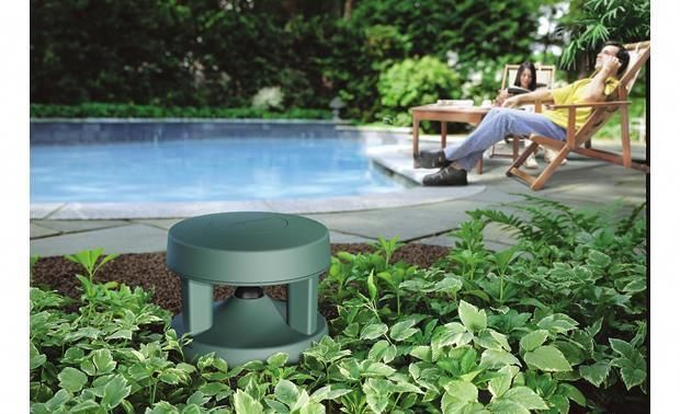 Bose Free Space 51 Environmental Speakers Poolside Sound Homestereoinstallation With Images Outdoor Speakers Outdoor Backyard