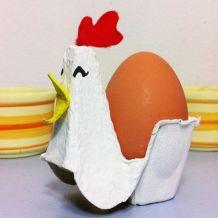 een eierdopje