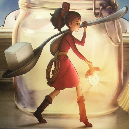 Another Arrietty