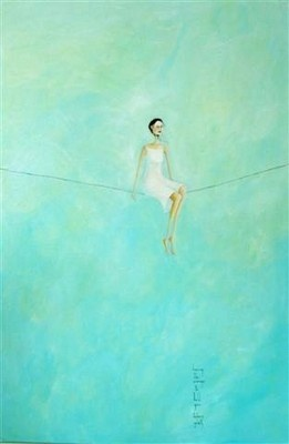 Monterey Art Gallery - Having the courage to hold your balance quietly Crispin Korschen