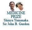 2012 Nobel Prize in Physiology or Medicine, Sir John B. Gurdon and Shinya Yamanaka
