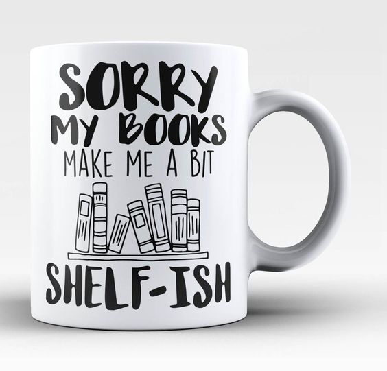 So true! 18 hilarious book humor mugs for your collection.