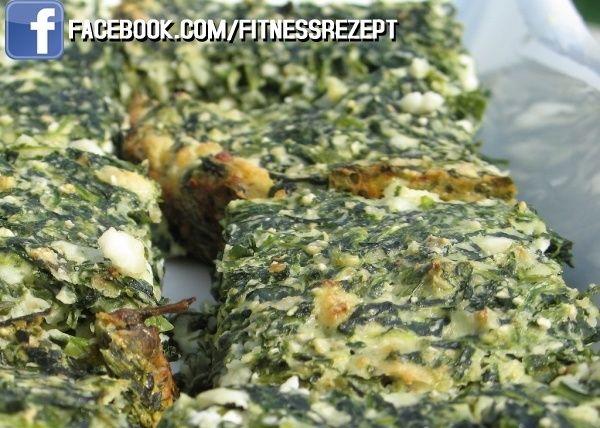 Nährwerte Nährwerte  Kalorien 163 kcal Protein 17 g Kohlenhydrate 5 g Fett 3 g Zutaten 6 Eier 4 Eiklar 700g frischer Spinat 2 Zwiebeln, kleingeschnitten...