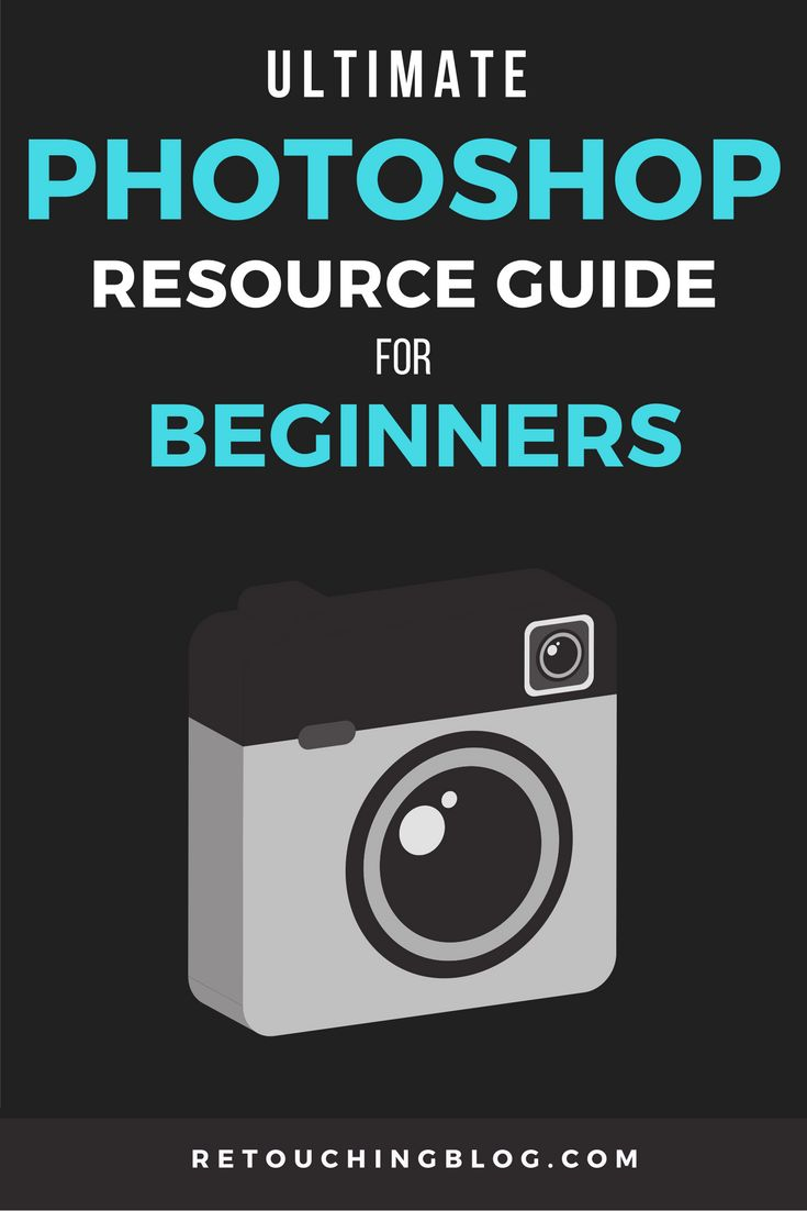 How To Learn Photoshop: Ultimate Rsource Guide for Beginners | RetouchingBlog