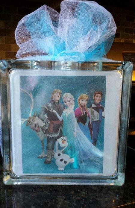 Glass Blocks Crafts Pinterest