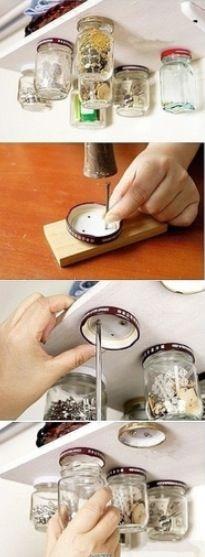 So doing this!! Jar idea