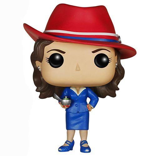 Figurine Agent Carter (Marvel's Agent Carter) - Figurine Funko Pop http://figurinepop.com/agent-carter-marvel-agent-carter-dunko