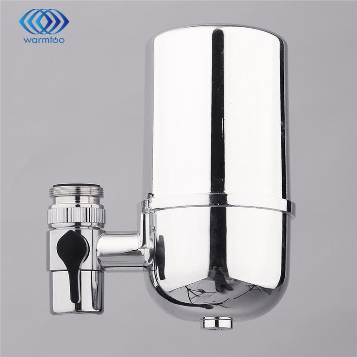 Water Clean Purifier Carbon Purifier Filter Water Filter Faucet Tap House Kitchen Set