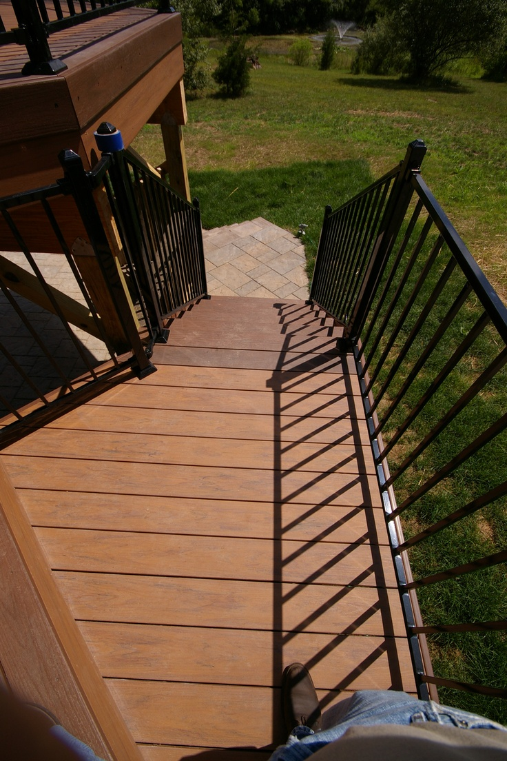 Best 18 Best Images About Diy Deck Stairs On Pinterest Deck 400 x 300