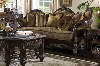 Classic Living Room Furniture from Aico