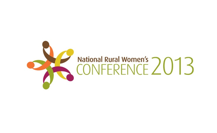 © National Rural Women's Conference Logo Design by Motif Creative Design