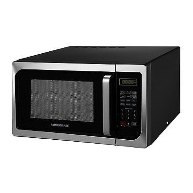 Farberware 174 Classic 0 9 Cubic Foot Microwave Oven In