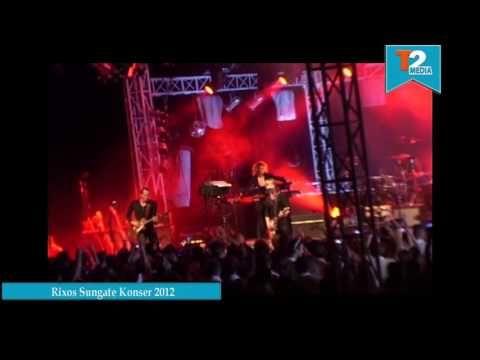 Rixos Sungate Konser 2012