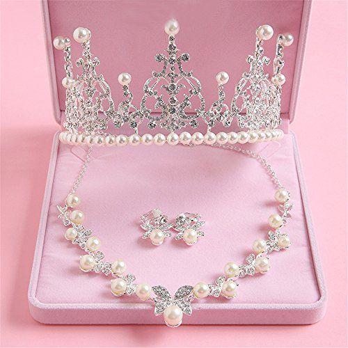 CINRA Bridal Wedding Headdress Crown Rhinestone Pearl Nec... https://www.amazon.com/dp/B01M3O590G/ref=cm_sw_r_pi_dp_x_vnA.xbCTWS4X8