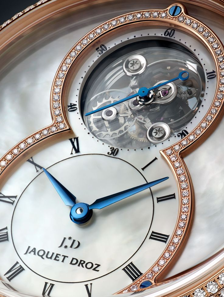 Baselworld 2017: Jaquet Droz Introduces the Grande Seconde Tourbillon Mother-of-Pearl http://timeby.date/baselworld-2017-jaquet-droz-introduces-the-grande-seconde-tourbillon-mother-of-pearl-2/ #watchaddict #luxury #watchporn #watchmania #watchnerd #instaw
