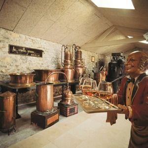 Musée de la Vieille Prune  Distillerie Louis Roque