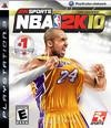 NBA 2K10 ps3 cheats