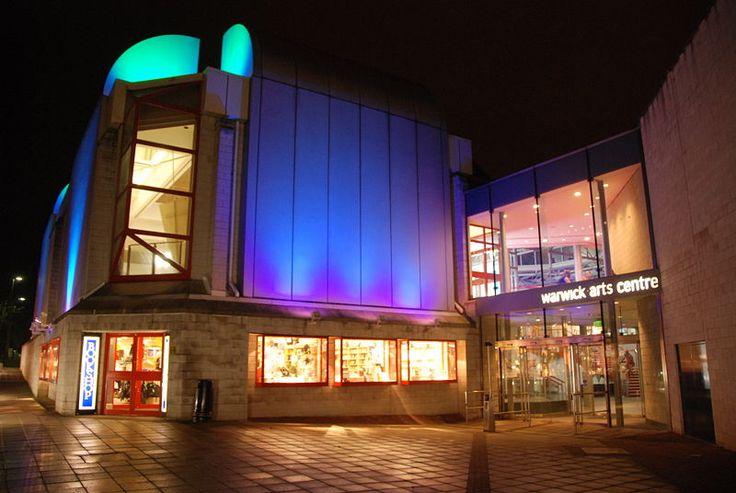 Warwick Arts Centre, West Midlands