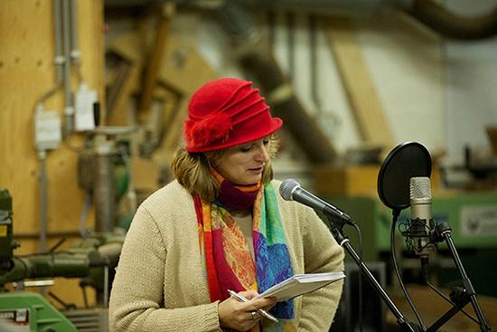 Sneldichtkunstenaar Pauline Meijwaard