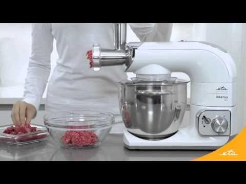 ETA Gratus Max - Kuchyňský robot, který se umí otáčet - YouTube