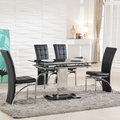 Found it at Wayfair.co.uk - Picasso Extendable Dining Table