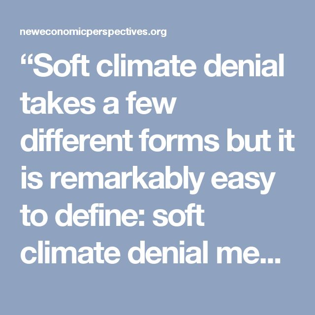 35 best Climate Truth vs Denial images on Pinterest | Denial ...