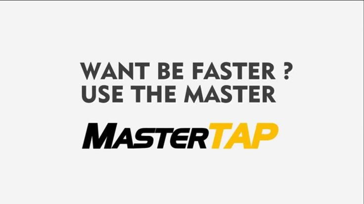MasterTAP - ONE SOLUTION - SOON  ...