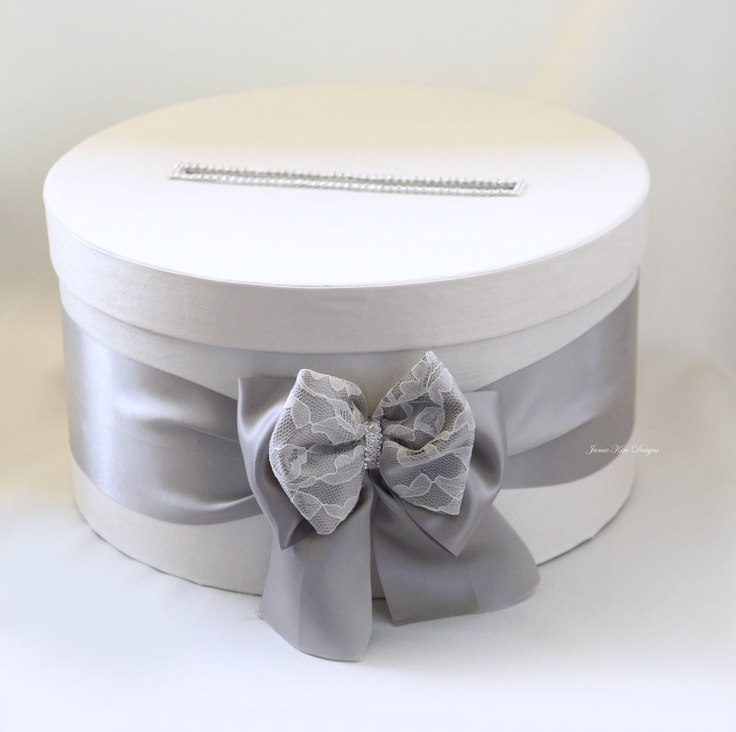 Wedding gift card box money box - Custom Made to order for you.
