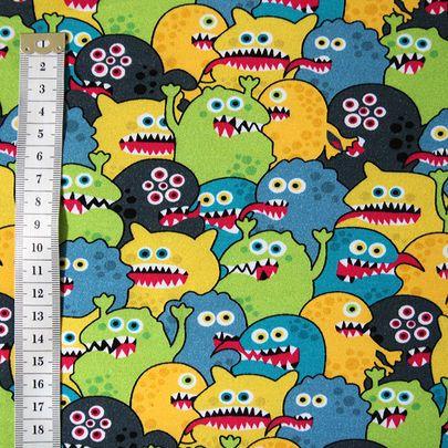 Monsterit-jersey Käpyseltä