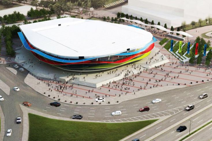 The new stadiums of Baku will change the architecture of the city-National Gymnastics Arena