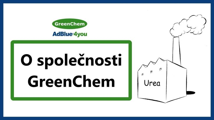 Kdo je GreenChem, výrobce a distributor AdBlue