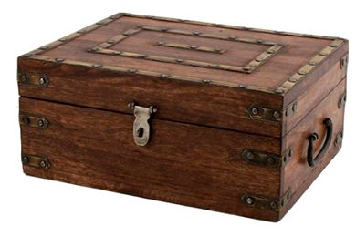 handcrafted wooden box wholesale