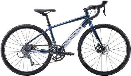 Diamondback Boy's Haanjo Trail 24 Boys' Bike Gloss Blue 24 In
