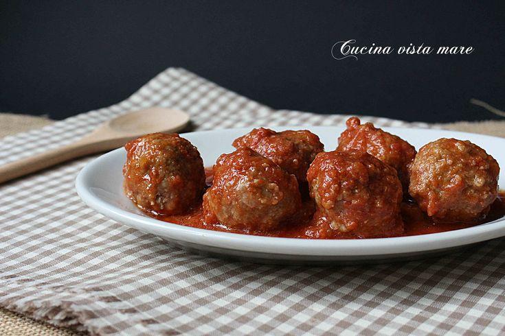 Polpette+in+umido+nella+slow+cooker
