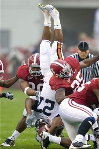2008 Iron Bowl ~ Check this out too ~ RollTideWarEagle.com sports stories that inform and entertain and Train Deck to learn the rules of the game you love. #Collegefootball Let us know what you think. #Alabama #RollTide #BAMA