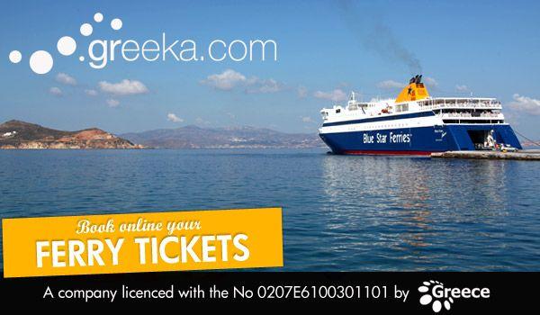 Greek Ferries: Book Online Greece & Greek Islands ferries and greek ferry tickets