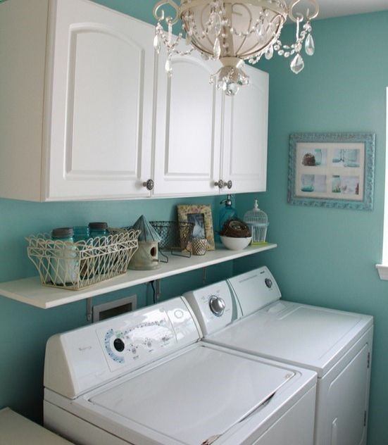 Home Ideas Pinterest: Laundry Room Decorating Ideas Pinterest