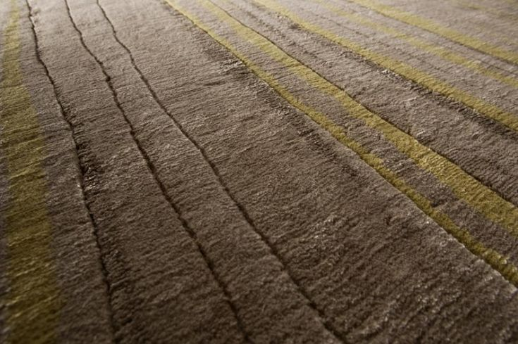zen sabbie #Questo tappeto è realizzato in lana e seta. Pattern estremamente  raffinato che si compone di sfumature  simboleggianti le terre. http://nodusrug.it/it/collezione_tappeti_scheda.php?ID=ZZZSSS