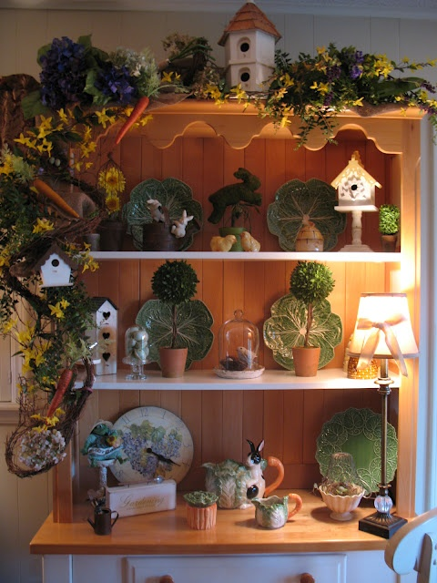 Hutch Decor LOVE This A Little Bit COUNTRY