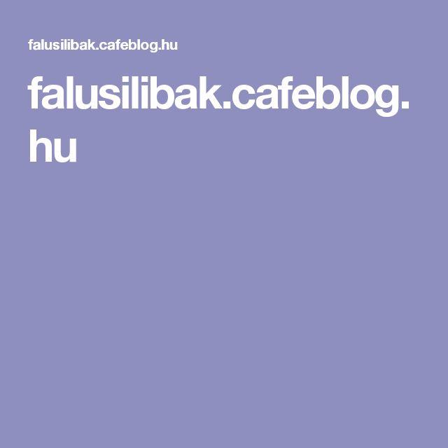 falusilibak.cafeblog.hu