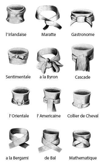 Desde el siglo XIX, unas cuantas propuestas para que los #novios de este siglo se anuden la #corbata, detalles @innovias!