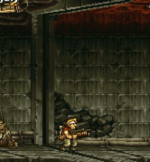 Metal Slug 2, Neo Geo.