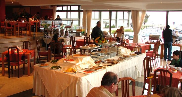 Desayuno Buffet todos los días en Restaurant Don Joaquín #breakfast #desayuno #vinadelmar #hsmchile