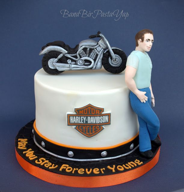122 best Cakes MotorcycleHarley images on Pinterest Harley