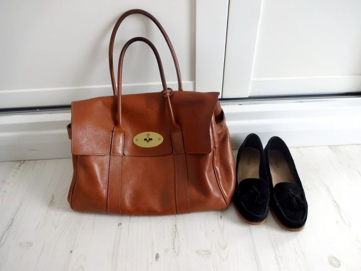 mulberry bayswater, topshop loafers