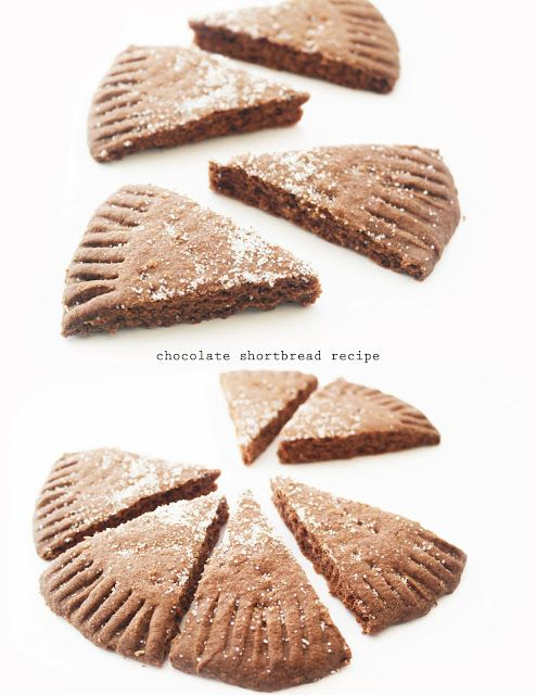 ..Twigg studios: chocolate shortbread recipe