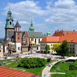 Kraków Wawel zwiedzanie wzgórza z profesjonalnym przewodnikiem. Odwiedźcie Kraków i wybierzcie się na zwiedzanie Wawelu, gdzie spoczywają polscy królowie.