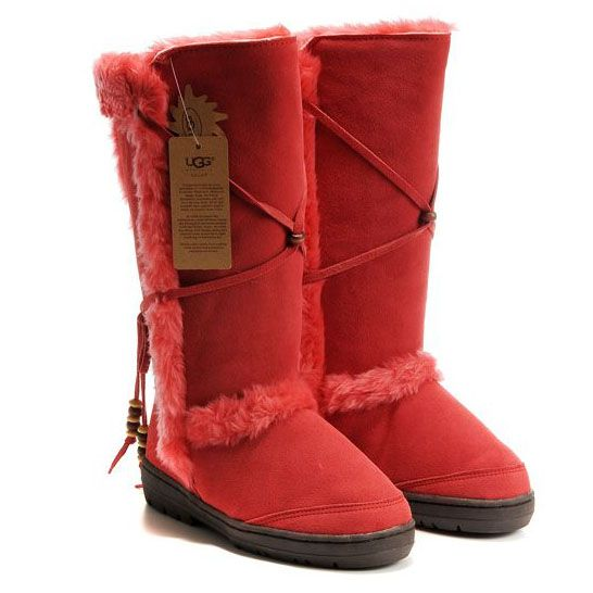 UGG Nightfall Boots 5359 Red http://uggbootshub.com/wholesale-ugg-boots-ugg-nightfall-boots-5359-c-1_40.html